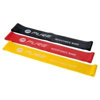 Pure2Improve Resistance Bands 3er Set