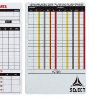 Select Spielnotizkarten