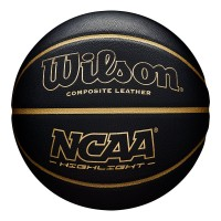 Wilson NCAA Highlight Gold Basketball