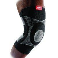 McDavid Elastische Kniebandage 5116 - mit Gel und Federstahl