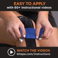 KT-Tape Pro Extreme 20pcs Pre-Cut