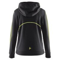 Craft In-The-Zone Full Zip Hood Damen