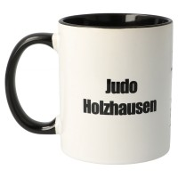 Judo Holzhausen Tasse