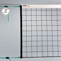 Donet Volleyball Turniernetz DVV - 3mm mit Kevlarseil