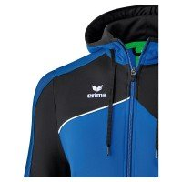 Erima Premium One 2.0 Trainingsjacke mit Kapuze