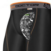 Shock Doctor Aircore Kompressionshose mit Hard Cup 235
