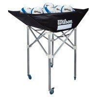 Wilson Indoor Ballwagen für 24 Bälle