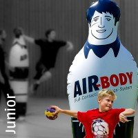 Air Body Handball Indoor Dummy Junior
