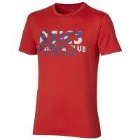 Asics T-Shirt Training Club Sanded SS Top