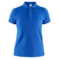 Craft Casual Pique Polo Damen
