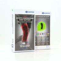 Bauerfeind Sports Compression Knee Support NBA - Bulls