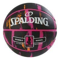 Spalding NBA Marble Basketball 4Her