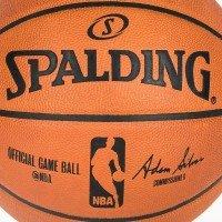 Spalding NBA Game Ball Replika Basketball
