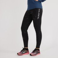 Salming Reflective Tights Damen