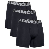 Under Armour Charged Cotton 6in 3 Pack