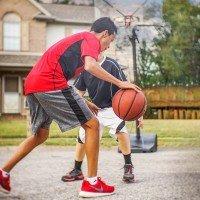 Goaliath GoTek 50 Portable Basketballanlage