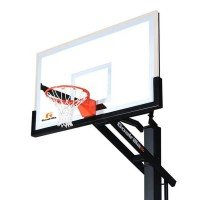 Goalrilla CV72 InGround Basketballanlage