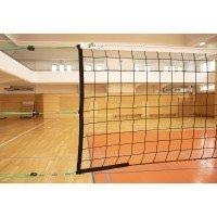 Huck Volleyball Turniernetz 5166 mit Kevlarseil - DVV