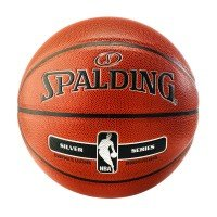 Spalding NBA Silver In/Out Basketball
