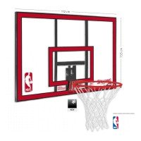 Spalding NBA Polycarbonat Backboard