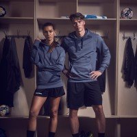 Salming EHF CL Mens Hood Sweatshirt