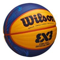 Wilson Fiba 3X3 Game Basketball 2020