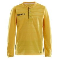 Craft Pro Control Button Jersey LS