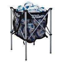 Wilson Beachvolleyball Ballkorb für 24 Bälle