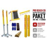 Funtec Pro Beach Beachvolleyball Netzanlage CB