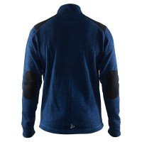 Craft Noble Heavy Knit Fleece Zip Jacket