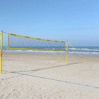 Funtec Beach Champ Beachvolleyball Set