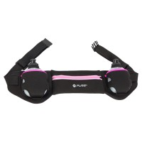 Pure2Improve Running Belt mit 2 Flaschen