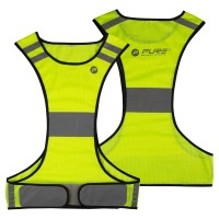 Pure2Improve Reflective Running vest