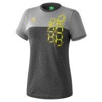 Erima Graffic 5-Cubes Damen T-Shirt