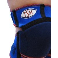TSM Knieschoner Kids - Kinder - blau