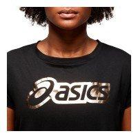 Asics Logo Graphic T-Shirt Damen