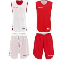Spalding Double Face Kids Set