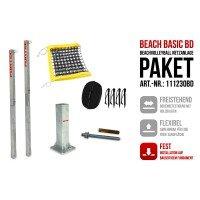 Funtec Beach Basic Beachvolleyball Netzanlage BD