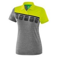 Erima 5-C Poloshirt Damen