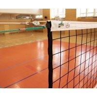 Huck Volleyball Turniernetz 5099 mit Umlenkrolle - DVV1