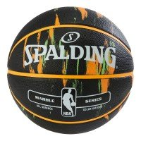 Spalding NBA Marble Basketball