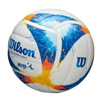 Wilson AVP Splatter Beachvolleyball