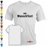 Funktions T-Shirt - Bedruckt