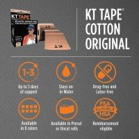 KT-Tape Original 20pcs Pre-Cut