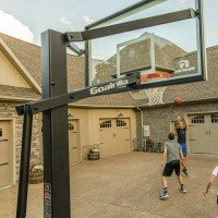 Goalrilla GS72C InGround Basketballanlage