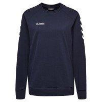 Hummel Go Cotton Sweatshirt Team Set Damen