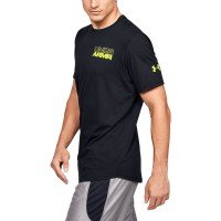 Under Armour Baseline Photoreal Graphic Tee