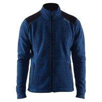 Craft Noble Heavy Knit Fleece Zip Jacket