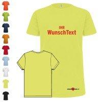 Funktions T-Shirt Kinder - Bedruckt