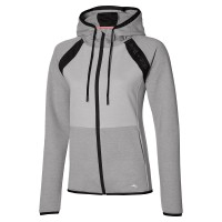 Mizuno Athletic Zip Hoody Damen